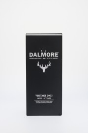 The Dalmore, Vintage 2003, Highland Single Malt Scotsch Whisky