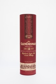 The Glendronach Original 12 Y old, Highland Single Malt Scotch Whisky