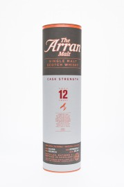The Arran Cask Strenght 12 Y old, Single Malt Scotch Whisky