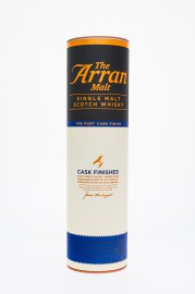 The Arran, Port Cask finish, Single Malt Scotch Whisky