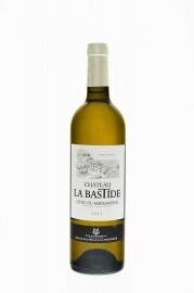 Côtes du Marmandais, Château La Bastide blanc 2018
