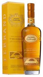 Cognac, 1er Cru Grande Champagne, Pierre Ferrand, Ambre