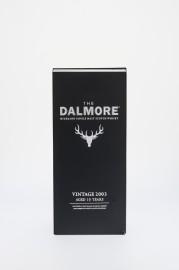 The Dalmore, Vintage 2003, Highland Single Malt Scotsch Whisky