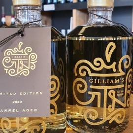 Gin Limited Edition Gilliam's barrel aged